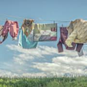 Hobbit Clothes Poster