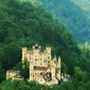 Hohenschwangau Castle 1 Poster