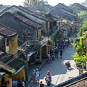 Hoi An Rooftops 01 Poster