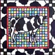 Holstein 3 Poster