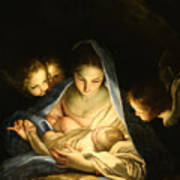 Holy Night Poster