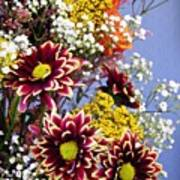 Holy Week Flowers 2017 4 Poster