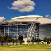 Home Of The Dallas Cowboys Poster