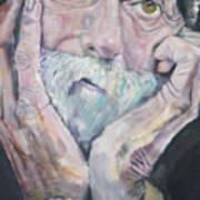 Portrait Of A Man Poster