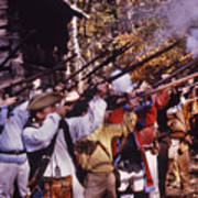 Homeplace Re-enactor - 3 Poster