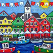Hometown Festival Poster
