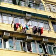 Hong Kong Apartment 7 Poster