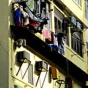 Hong Kong Apartment 8 Poster