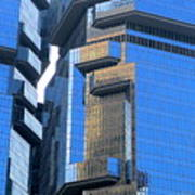 Hong Kong Architecture 40 Poster