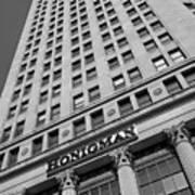 Honigman Fashion - Downtown Detroit Poster
