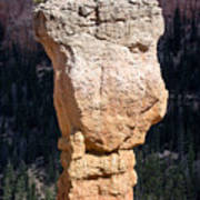 Hoodoo In Bryce Canyon Poster