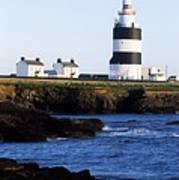 Hook Lighthouse, Co Wexford, Ireland Poster