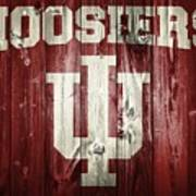 Hoosiers Barn Door Poster