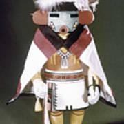 Hopi Kachina Doll Poster
