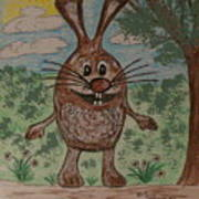 Hopper Doodle Bolak Poster