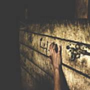 Horror Hand Poster