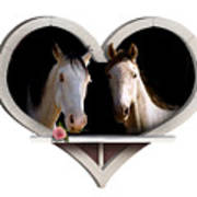 Horse Lovers Poster
