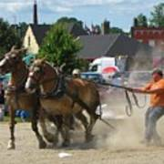 Horse Pull 3 Poster