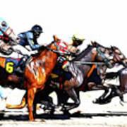 Horse Racing Dreams 3 Poster