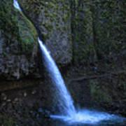 Horsetail Falls 1 Poster