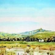 Horsetooth Mountain Poster