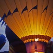 Hot Air Balloon - 10 Poster by Randy Muir