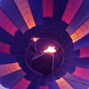 Hot Air Balloon - 7 Poster by Randy Muir