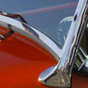 Hot Rod Steering Wheel 4 Poster