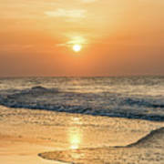 Hot Summer Sun Poster