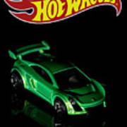Hot Wheels Mastretta Mxr Poster