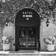 Hotel St Michel Poster
