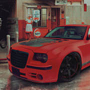 Hotred 300c Poster