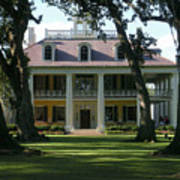 Houmas House Plantation Poster
