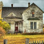 House On Elm Street Poster