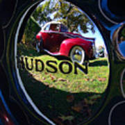 Hudson Reflections Poster