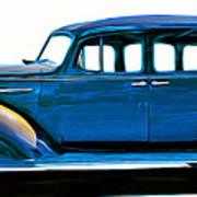 Hudson Terraplane 1938 Poster