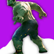 Hulk Collection Poster