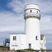 Hunstanton Lighthouse Poster