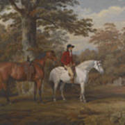 Hunter And Huntsman Poster