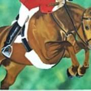 Hunter Jumper Poster