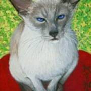 I Am Siamese If You Please Poster