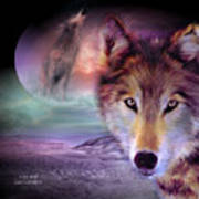 I Am Wolf Poster