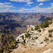 I Can See For Miles And Miles - Grand Canyon Poster