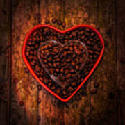 I Love Coffee 4 Poster