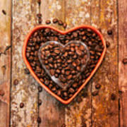 I Love Coffee Too Poster