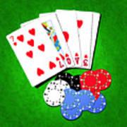 I Love Poker Poster
