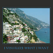 I Visualize What I Want  Poster