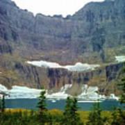 Iceberg Lake Poster