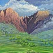 Icidi Valley Poster