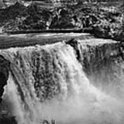 Idaho: Bridal Veil Falls Poster